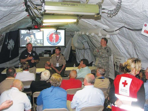 Beaufort County Hosts National Guards Largest Ever Disaster Response Event