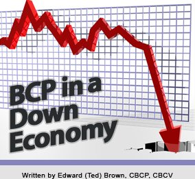 BCP in a Down Economy