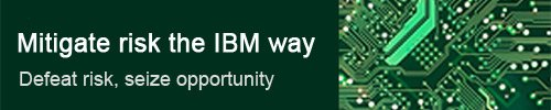 July 28, 2011: Mitigate Risk The IBM Way