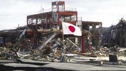 The Silver Lining  in Japan's Great  Earthquake Disaster