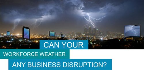 November 10, 2011: Can Your Workforce Weather Any Business Disruption?