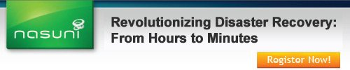 December 6, 2011: Revolutionizing Disaster Recovery: From Hours to Minutes