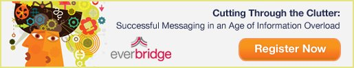 March 6, 2012: Cutting Through the Clutter: Successful Messaging in an Age of Information Overload