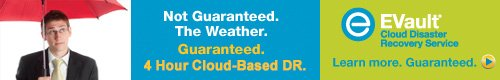 April 19, 2012: Cloud Disaster Recovery Service: Managed and Guaranteed.