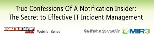October 25, 2012: IBM Index Reveals Key Indicators of Business Continuity Exposure and Maturity