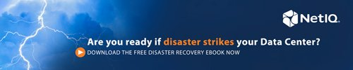 November 7, 2012: Five Things You Need to Know About Disaster Recovery Planning