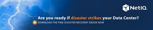 February 12, 2013: Five Things You Need To Know About Disaster Recovery Planning