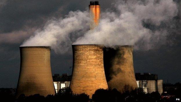 UK Power Supply Crisis