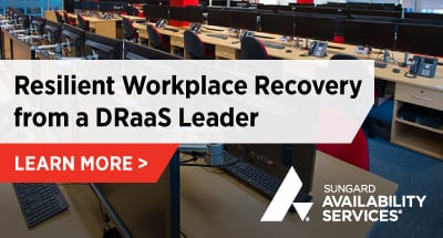 Sungard Resilient Workspace Recovery